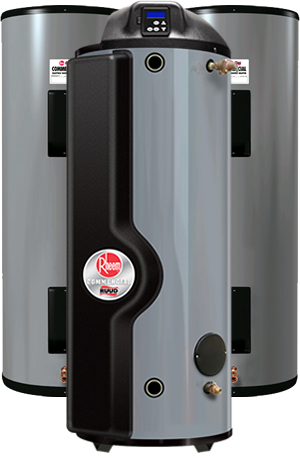 New Ultra High Efficiency Commercial Water Heater From