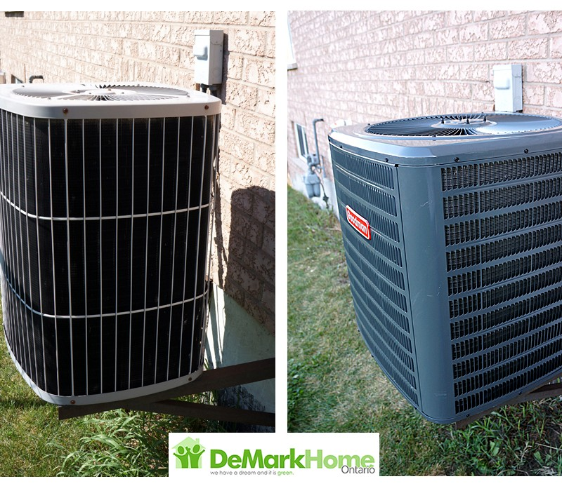 AC-16SEER-installed-DeMark-Home-Ontario