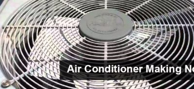 Air Conditioner Making Noise