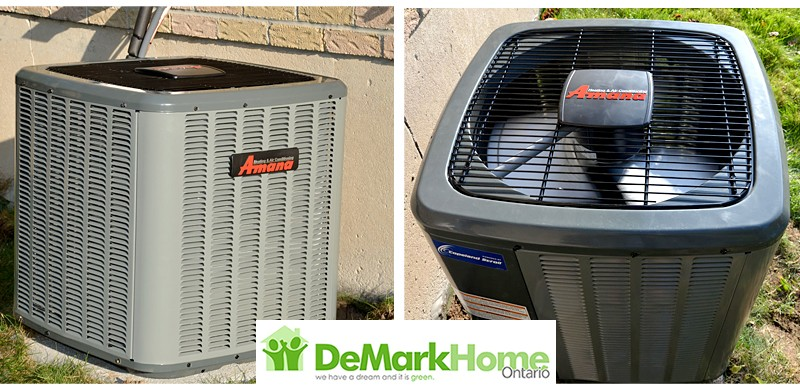 Amana-AC-Installed-DeMark-Home-Ontario
