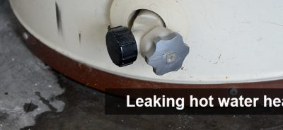 Leaking Hot Water Heater
