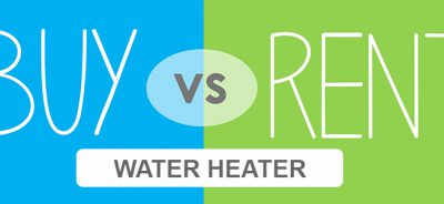 rent water heater
