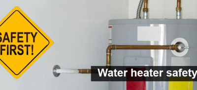 Water heater safety