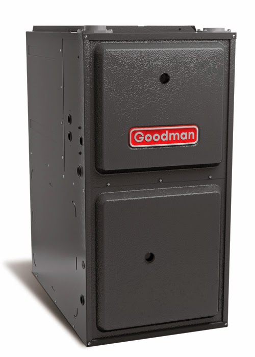 Goodman GMVM97 Modulating Variable-Speed ECM Gas Furnace