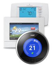 Thermostats, Humidifiers, HVAC Accessories