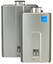 Rental Tankless Water Heaters
