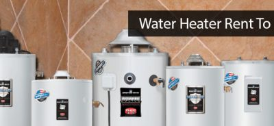 water heater rent to own
