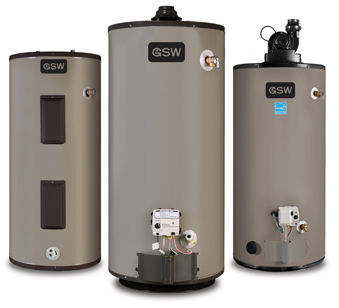 water heater rental efficiency